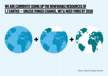 Image source: Global Footprint Network / DevelopmentEducation.ie